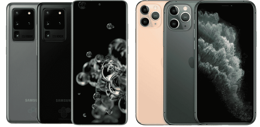iphone 11 vs pro