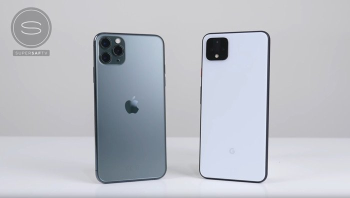 iphone 11 pro vs pro max